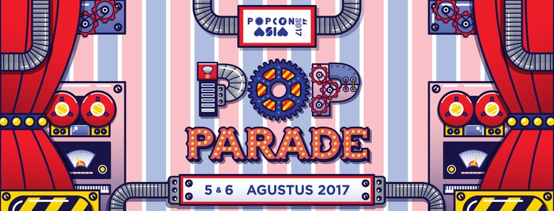Popcon Asia Kembali Hadir 5-6 Agustus