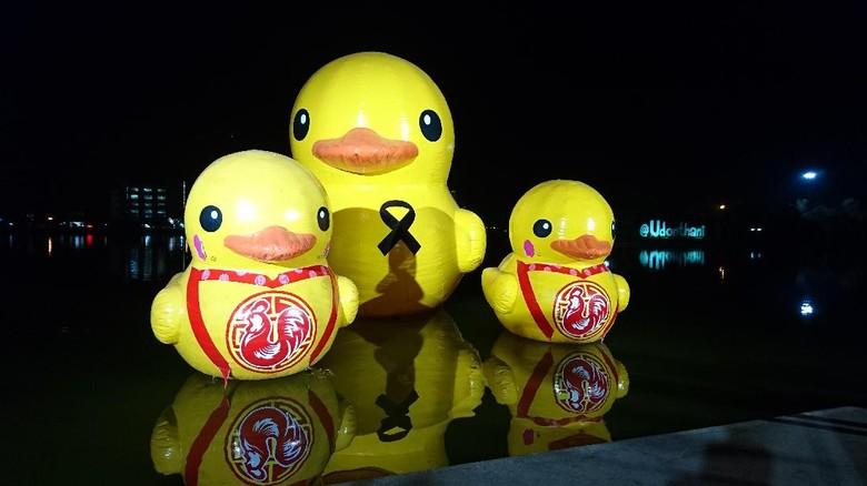 Bebek, ikon wisata Udon Thani (Masaul/detikTravel)