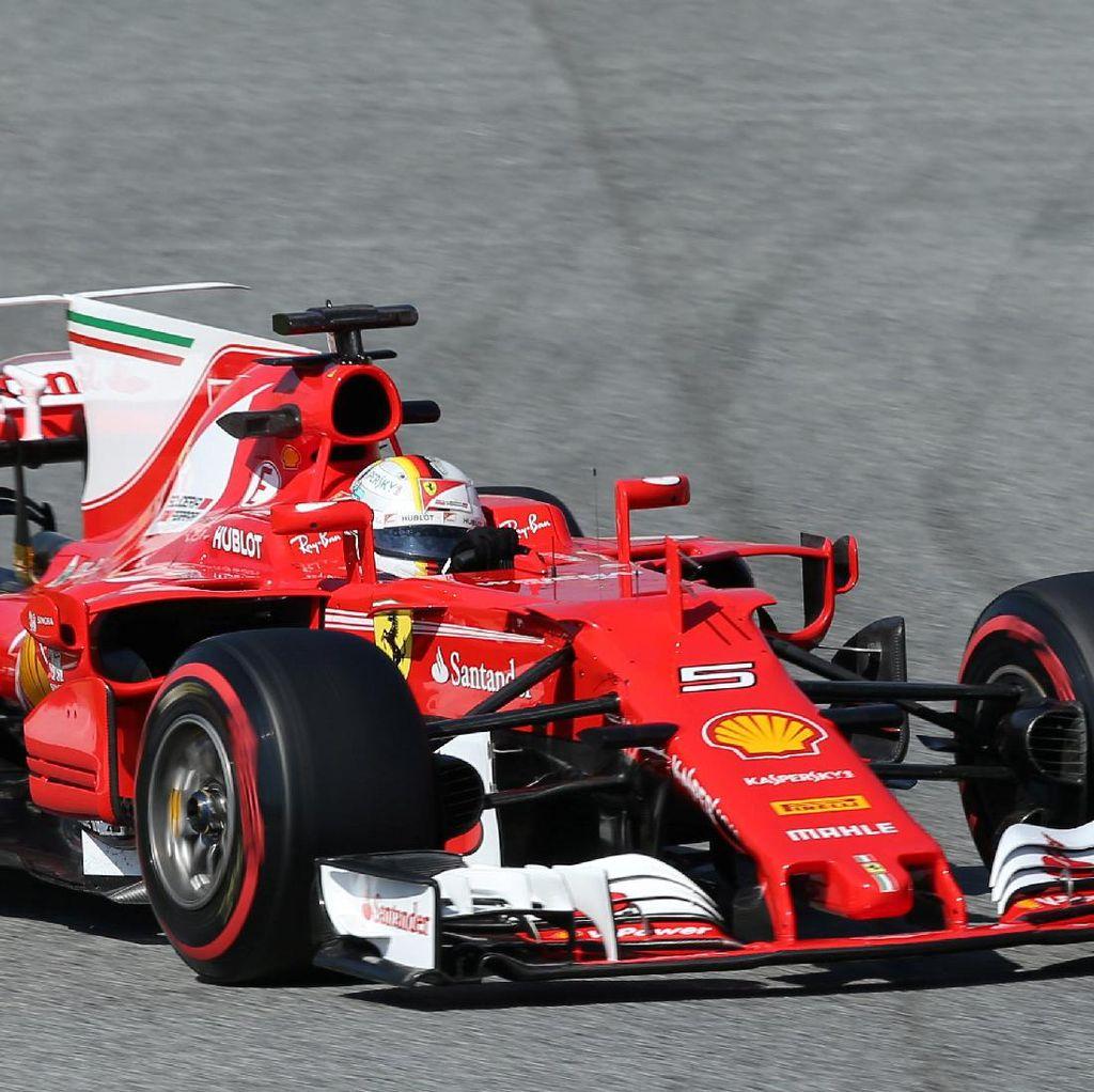 Musim Penentu dalam Kisah Cinta Vettel-Ferrari?