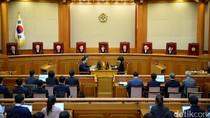 Presiden Korsel Park Geun-Hye Dimakzulkan