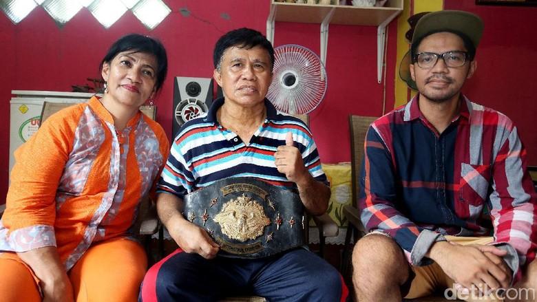Proses Pemulihan Kondisi Ellyas Pical, Ini Kata Istrinya