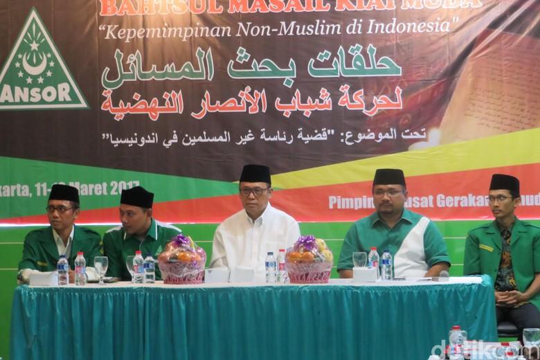 Ini Pandangan GP Ansor Soal Memilih Pemimpin Nonmuslim