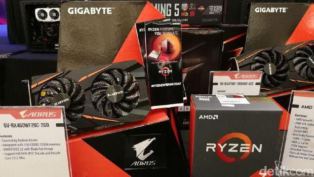 Prosesor AMD Ryzen 3 Masuk Indonesia Bulan Agustus?