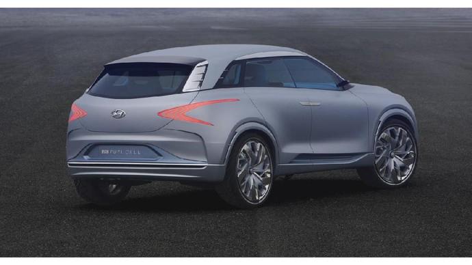 Mobil Masa Depan Hyundai Nih..