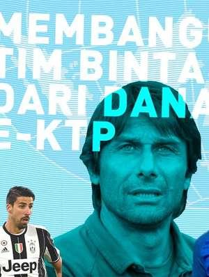Berkhayal Menyusun Kesebelasan Sepakbola dari Dana Megaproyek e-KTP