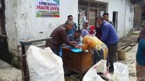 Sekelompok Pemuda di Garut Sulap Sampah Menjadi Uang