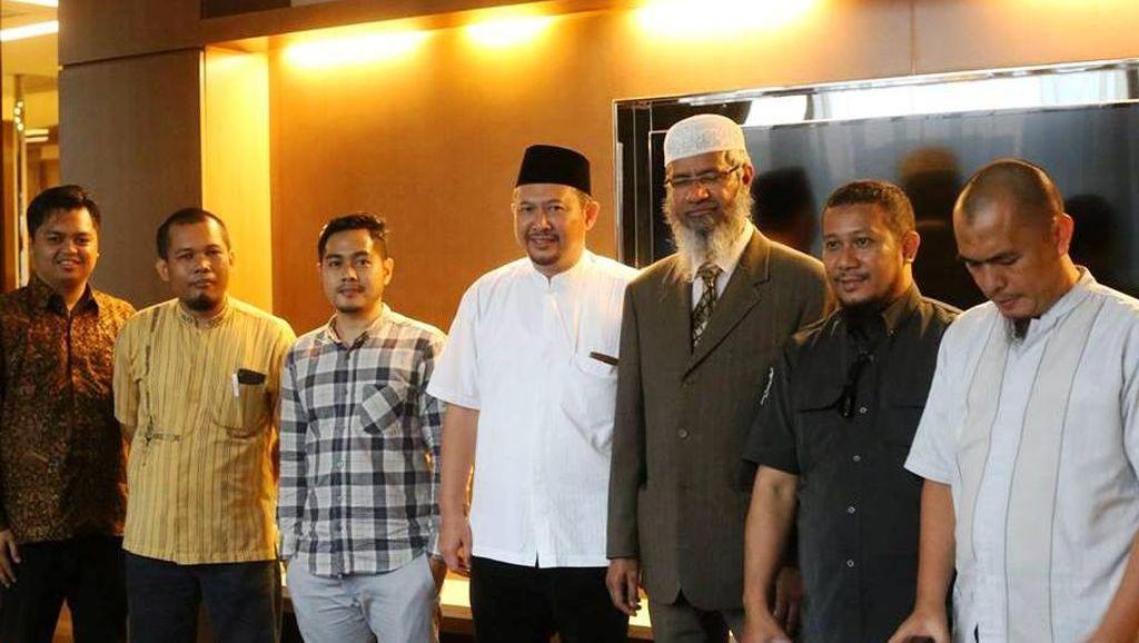 Muhammadiyah Minta Ceramah Zakir Naik Disesuaikan dengan Islam di RI
