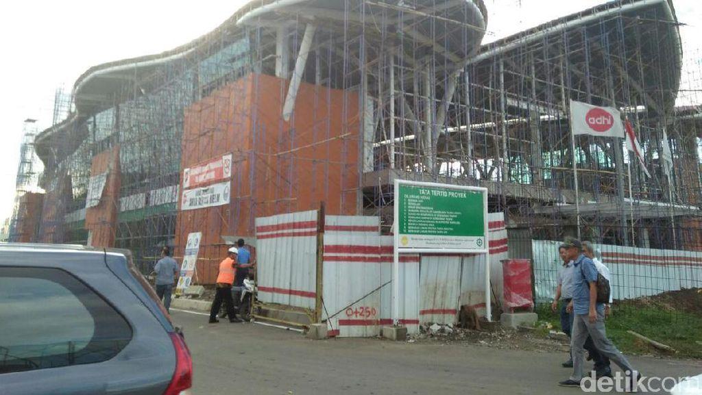 Kereta Bandara Pakai Gerbong Made in Madiun