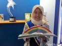 Wanita Ini Sukses Bisnis Jual Beli Buku Anak Beromzet Rp 1 M/Bulan