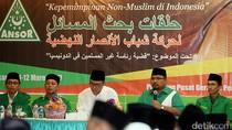 Kiai Muda Berkumpul Bahas Pemimpin Non Muslim