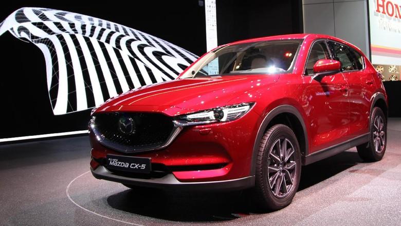 Soal Mazda CX-5 Terbaru, Eurokars: Tunggu Saja