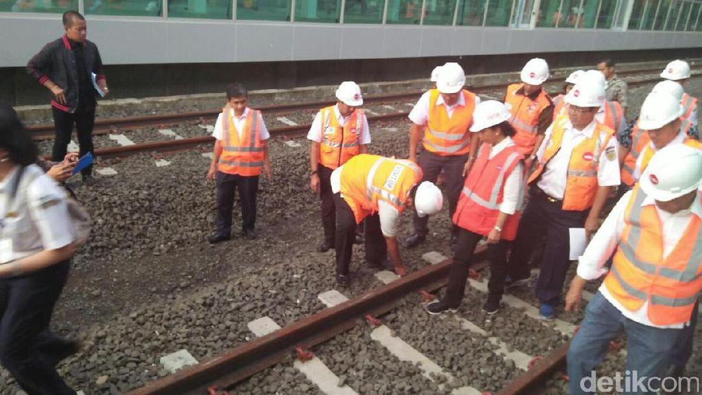 Lahan Kereta Bandara Soetta Belum Bebas, Sumarsono Yakin Juli Rampung