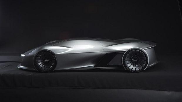 Audi Siapkan Mobil Super Pesaing AMG Project One