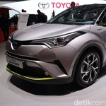 Toyota C-HR Paling Lambat Tahun Depan Lahir di Indonesia
