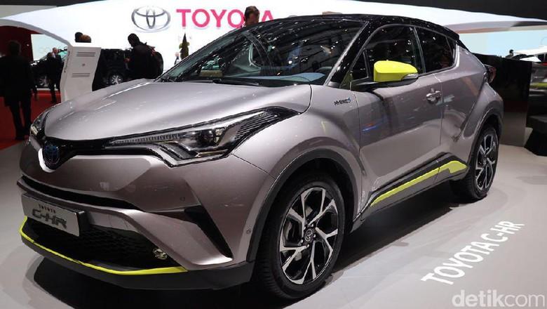 Ssts, Toyota Luncurkan C-HR Setelah Lebaran?