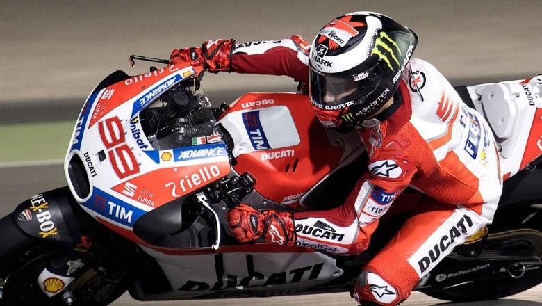 Ducati Belum Siap Bertarung di Kejuaraan Dunia