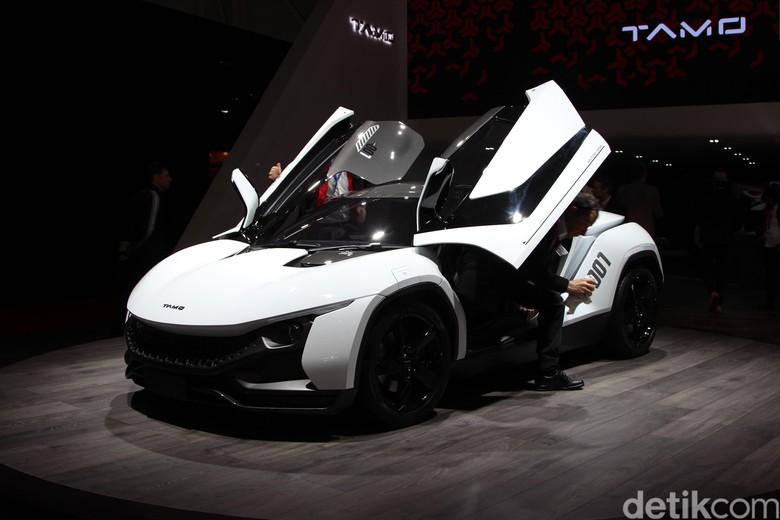 Canggih, Supercar dari India Buatan Tata Motors