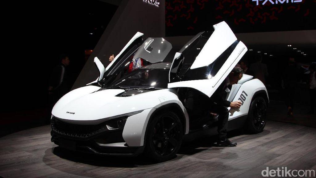 Mobil Sport Buatan India