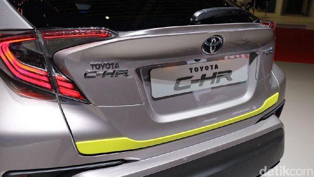 Melihat dari Dekat Toyota C-HR, Keren Juga