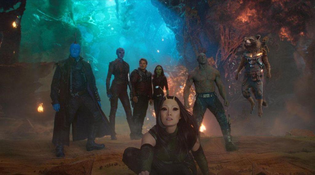 Siapa Pilot Terbaik? Intip Klip Terbaru Guardians of the Galaxy Vol. 2