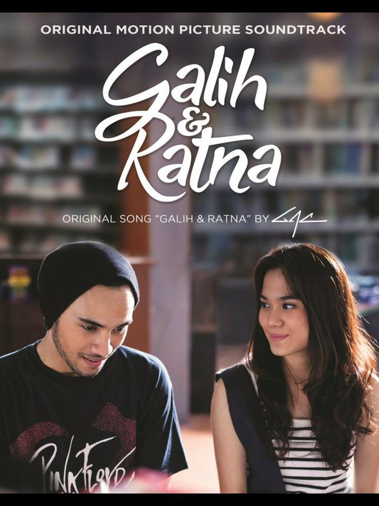 Album Soundtrack Galih dan Ratna: Sebuah Pernyataan Cinta