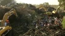 Longsoran Sampah di Ethiopia Tewaskan 48 Orang