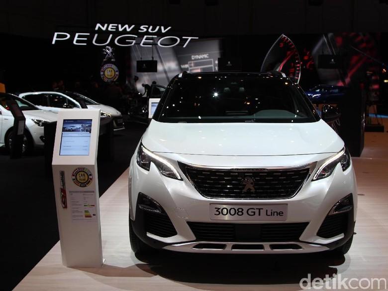 Serius dengan Pasar Indonesia, Ini Strategi Peugeot