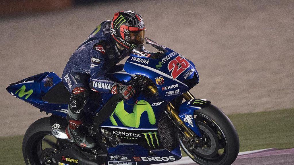 Yamaha Indonesia Sempat Kaget Bendera RI Dipajang di Motor MotoGP