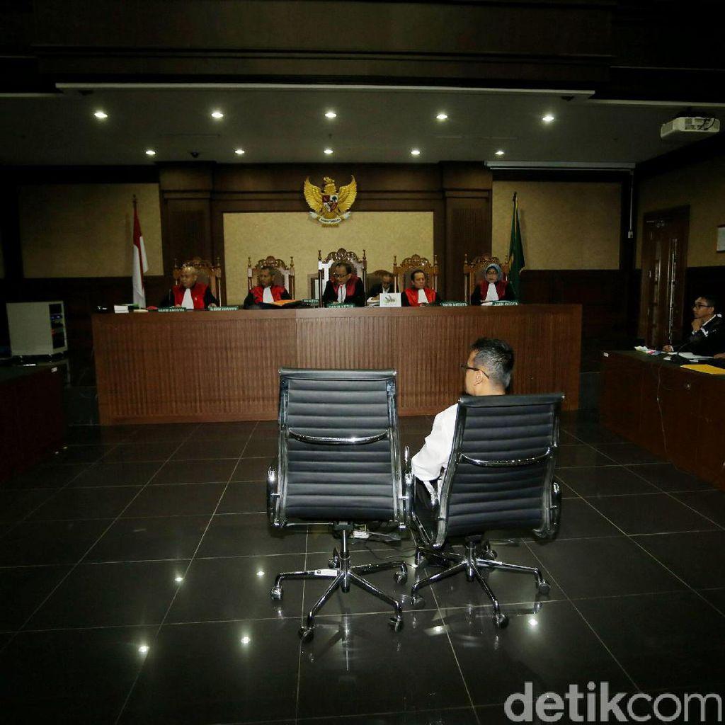 Kasus Bakamla, Hakim Jhon: Duit Negara Rp 1 Kececer Dikejar-kejar