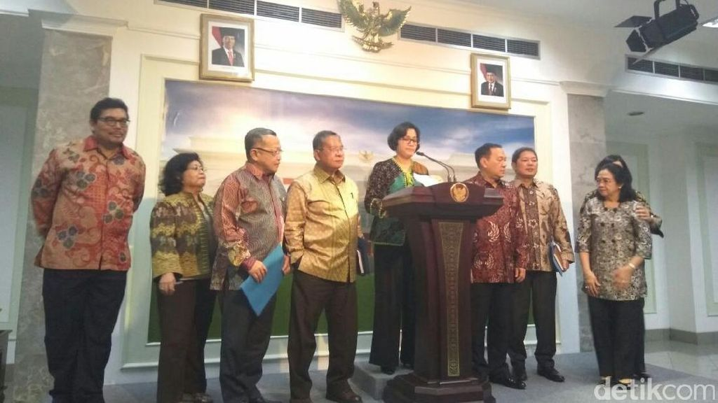 Ini 21 Nama Calon Bos OJK yang Diserahkan Sri Mulyani ke Jokowi