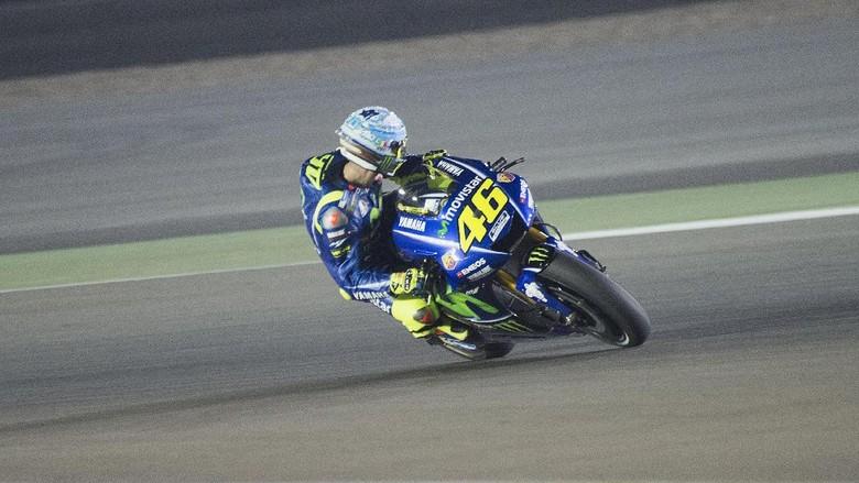 Tekad Rossi Maksimalkan M1 dan Tambah Titel