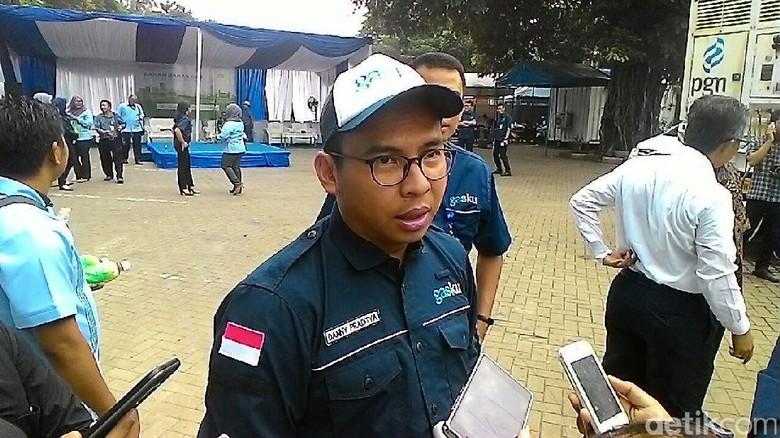 PGN Usul Harga BBG Naik Jadi Rp 4.600/Liter