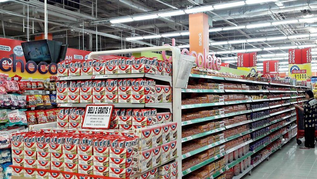 Promo Spesial Beli 2 Gratis 1 di Transmart Carrefour