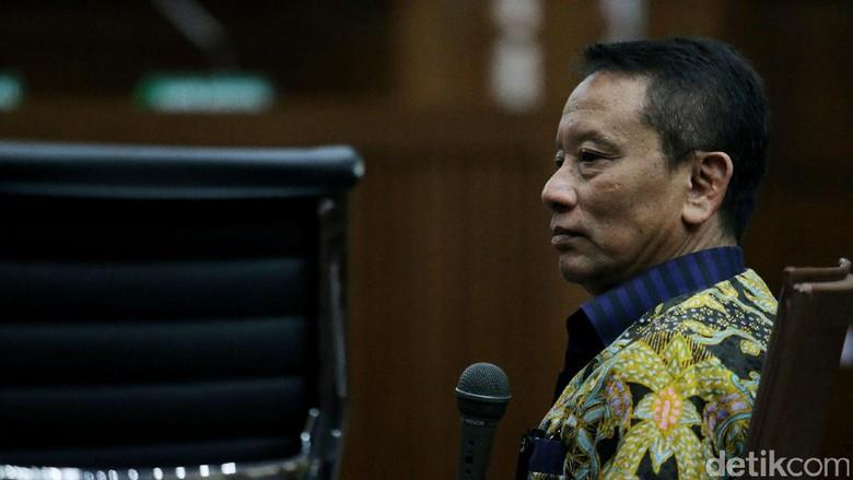 Hakim Diminta Abaikan Keterangan Dirjen Pajak di Sidang Bos EKP
