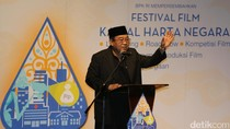 Ketua BPK Buka Festival Film Kawal Harta Negara 2017