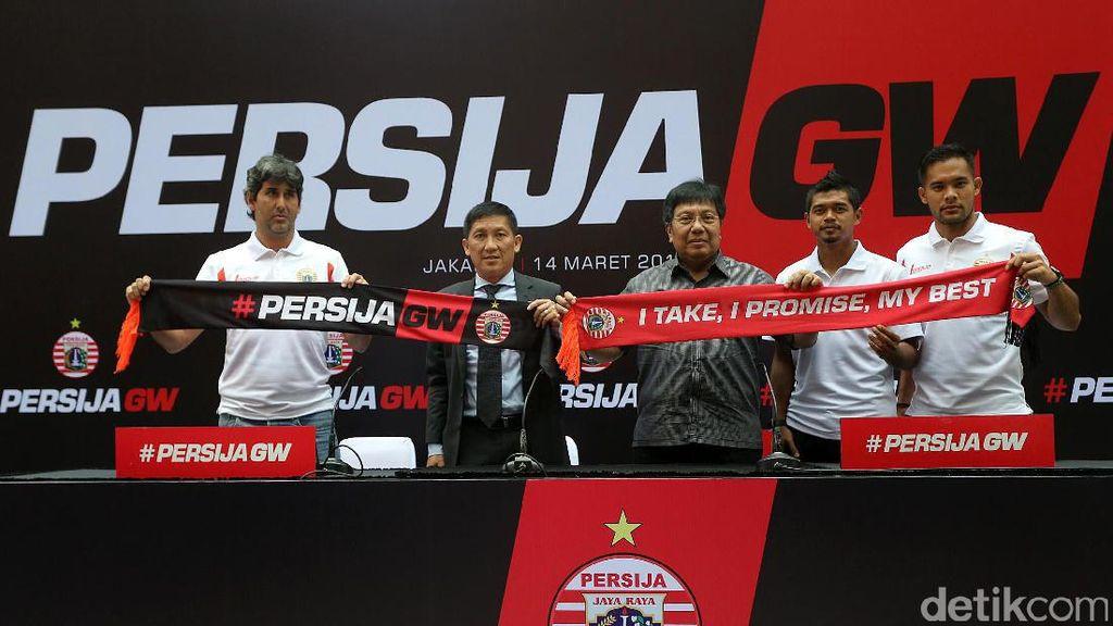 Gede Widiade: Rumah Persija di Jakarta, Latihan dan Main di Jakarta