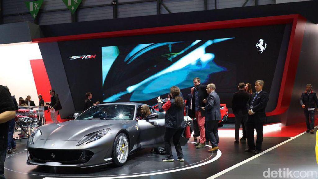 Mobil Terkuat Ferrari Segera Datang ke Indonesia
