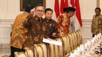 Ketua MPR Usulkan 5 Hal Ini saat Rapat Konsultasi dengan Presiden