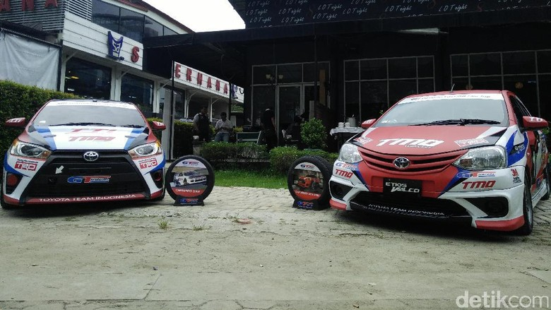 Berbekal Prestasi, Toyota Pede Hadapi Kompetisi Balap