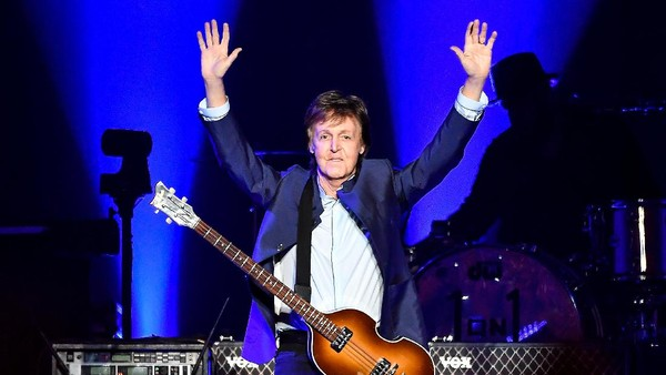 Ini Penampakan Paul McCartney di Film Pirates of the Caribbean 5