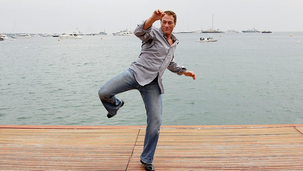 Ada Jean-Claude Van Damme di Balik Nama Kurt Zouma