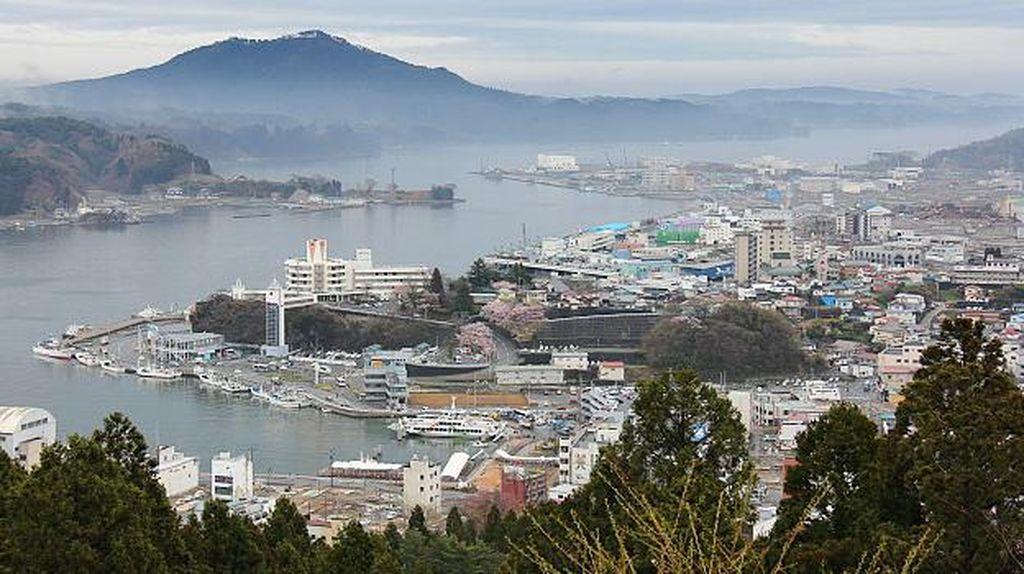 Ketika Kesennuma di Prefektur Miyagi Bangkit dari Terpaan Tsunami