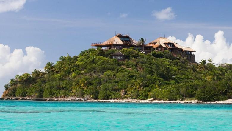 Necker Island milik Richard Branson (Virgin Limited Edition)