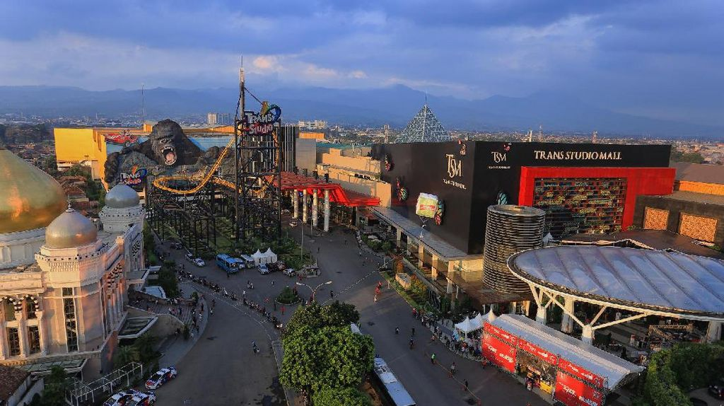 Long Weekend, Kawasan Terpadu Trans Studio Bandung Tebar Banyak Promo