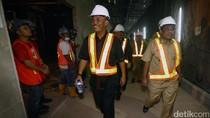 Keliling di Proyek MRT, Ketua DPRD DKI: Kayak Mimpi