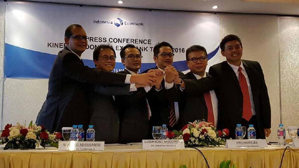 Eximbank Terbitkan Surat Utang US$ 500 Juta
