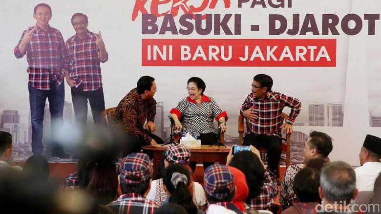 PDIP Kerahkan Kader Se-Indonesia untuk Menangkan Ahok-Djarot