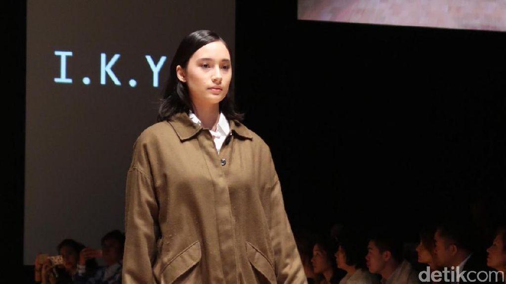 Tatjana Saphira Eksis Jadi Model di Melbourne Fashion Festival