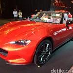 Mobil Roadster Atap Terbuka Mazda MX-5 Segera Meluncur
