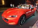 Mazda Pikirkan Bawa Roadster dengan Atap Keras